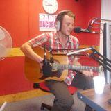 Ryan Garvey performing on Radio Dacorum