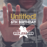 Untitled! 6th Birthday DJ Contest