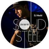 Solid Steel Radio Show 23/10/2015 Hour 2 - DJ Madd