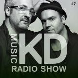 KDR047 - KD Music Radio - Kaiserdisco (Live in Herford, Germany)