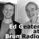 Ed Geater visits Brum Radio (22/01/2016)