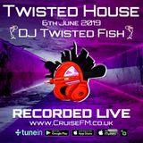 #TwistedHouse 07 on @Cruise_FM with @DJTwistedFish
