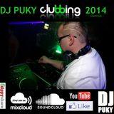 DJ Puky - Clubbing 2014 (Live-Mix)
