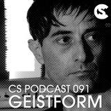 CS Podcast 091 - Geistform