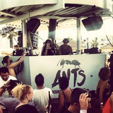 PAOLA POLETTO B2B FANCISCO ALLENDES / Live at Ants at Ushuaia Beach Club / 17.08.2013 / Ibiza Sonica