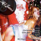 Hot Jams Christmas Warm Up Mix 2014