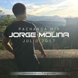 Jorge Molina (Pachanga mix Julio 2017)