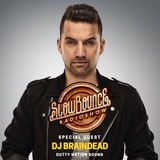 SlowBounce Radio #342 with Dj Septik + Guest: Dj Braindead - Dancehall, Tropical Bass