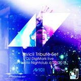 Avicii Tribute by DJ DigiMark Live at Necto Nightclub, April 20, 2018