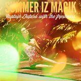 Captain Futuro Beat Tape - Summer iz magik
