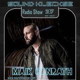 Sound Kleckse Radio Show #287 - Maik Conrath