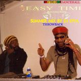 Summer Mix Throwback