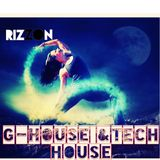Set G-House & Tech House  RIZZON (Alok , Malik Mustache ,Vintage Culture , illuzionize )