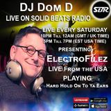 SBR Dom D ElectroFilez #9, 3-10-18