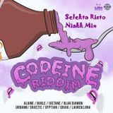 Free mix promo Codeine Riddim 2018 U.I.M Records Selekta Risto Niakk