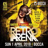 dj Mario @ Bocca - Retro Arena 01-04-2018