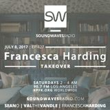 Episode 427 - Francesca Harding Takeover - July 8, 2017