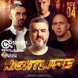 2017.11.04. - NIGHTLIFE - Club Pegazus, Tiszatelek - Saturday