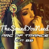 ARC OF TRANCE EP 88