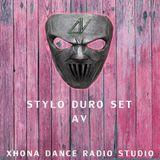 Stylo Duro Set (AV) Xhona Dance Radio Studio