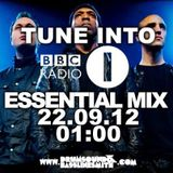 Drumsound & Bassline Smith - BBC Radio 1 Essential Mix ( Sept 2012)