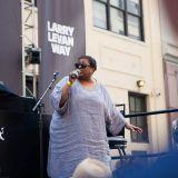 Jocelyn Brown Live @ Larry Levan Way - May 11th 2014