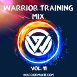 Warrior Training Mix - Vol 11