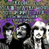 Celebrating Sgt. Pepper's Lonely Heart's Club Band with Roger Sprong.