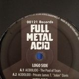 pure acid - just for the real heads