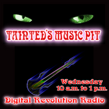 Tainted's Music Pit for Wednesday September 12, 2018 on Digital Revolution Radio
