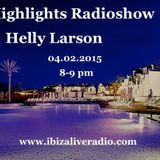 Deep Highlights Radioshow Vol. 42 mixed by Helly Larson @ wwwibizaliveradio.com