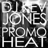 DJ Kev Jones Promo Heat Oct-Nov 2015