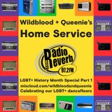 Wildblood & Queenie's Home Service LGBT+ History Month Special Pt 1