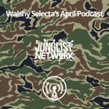 Junglist Network Podcast Episode 3 with Walshy Selecta