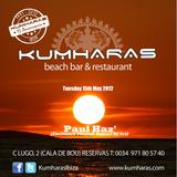 Paul Haz' Live @ KUMHARAS Ibiza 150512 Part2