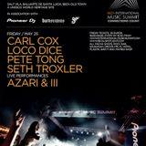 Azari & III - Live @ IMS Grand Finale Festival, Dalt Vila, Ibiza, Espanha (25.05.2012)