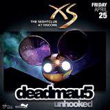 Deadmau5 - Live @ XS Nightclub Encore Las Vegas (USA) 2014.07.25.