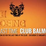 David Latour @ The Closing Club Balmoral 27.01.2018