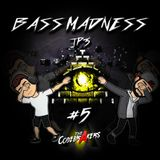 Bass Madness TP3 #5 - The Codebrakers Live @ElectronicMadnessFM