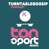 TurntableGossip - Tonsport Music Podcast 09-2013