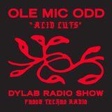 DYLAB RADIO SHOW: Ole Mic Odd (12/28/16)