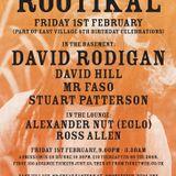 Mr Faso warm up set for David Rodigan, 1st February 2013