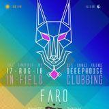 Faro - In Field Clubbing (17/08/2018) Josh Lasden