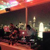 DJ Miami vs DJ Bigg H (2015 Amp'd Entertainment Showcase)