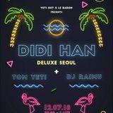 DJ RAIMU Live  12th July 2018