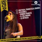 Conexión Francófona - 29-01-2018 - Música Variada - Invitada : Francesca Linares