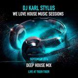 DJ Karl Stylus - Deep House Mix