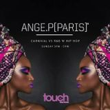 Ep 22 - Holiday Special: Carnival vs R&B 'N' HipHop Show On TouchFmlive Radio | DJ ANGE.P | [PARIS]