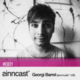 sinncast* #001 - Georgi Barrel (sinnmusik* / DE)