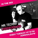 Mr. Techno Underground - Cygnus X-I